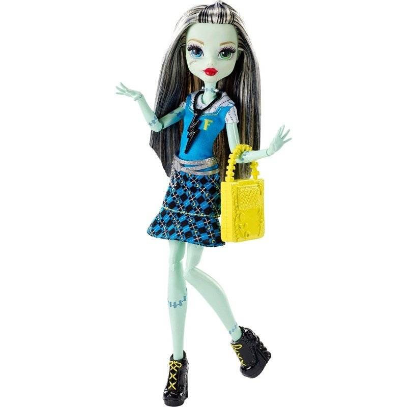 Monster High Signature Look Doll, Frankie