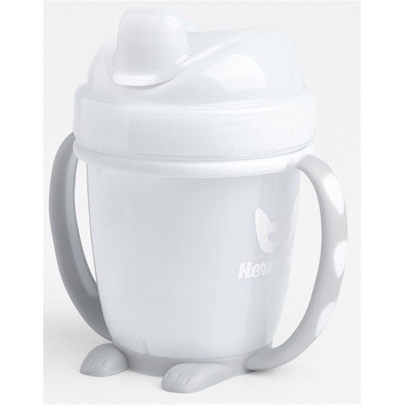 Herobility Nokkamuki, HeroSippy, 140 ml, White