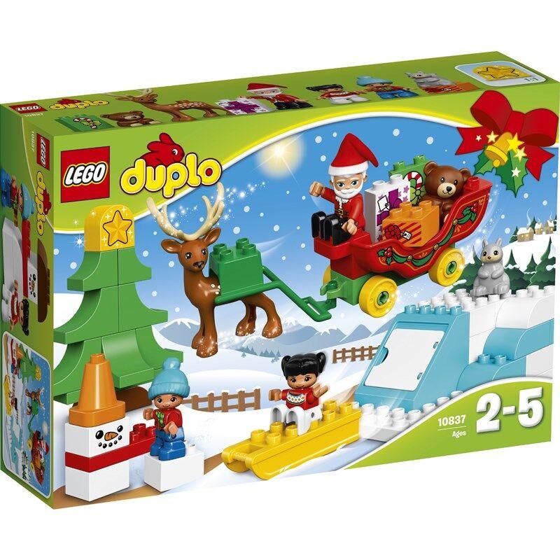 Lego 10837 LEGO® DUPLO® Town Joulupukin joulunaika