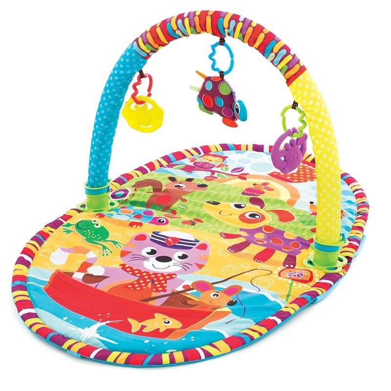 Playgro Vauvajumppa, Play in the park