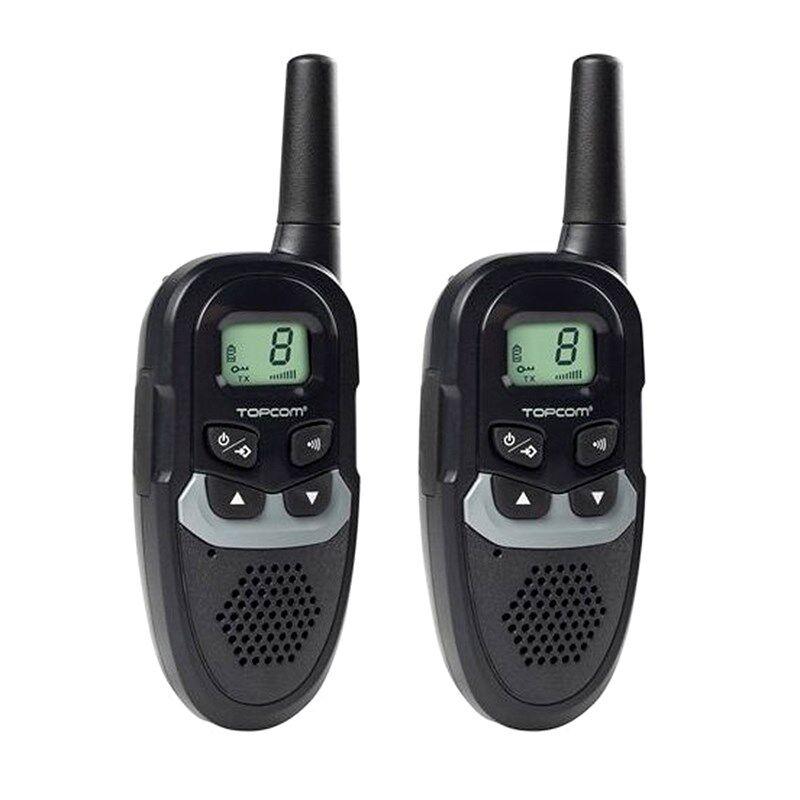Topcom Radiopuhelin PMR, Musta