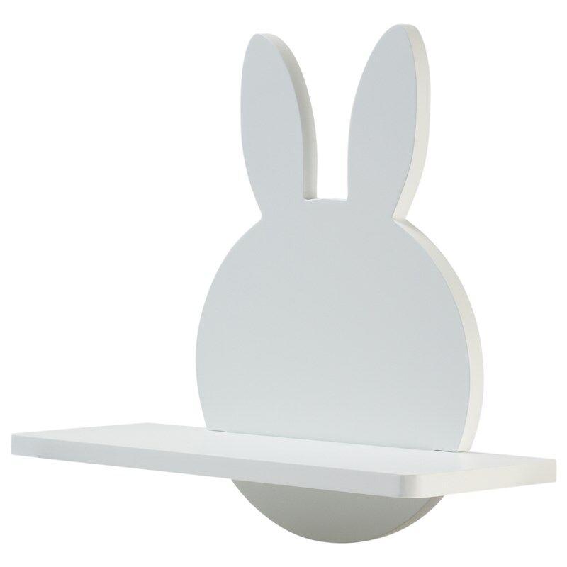 JOX Furniture Hyllykkö Pupu Valkoinen