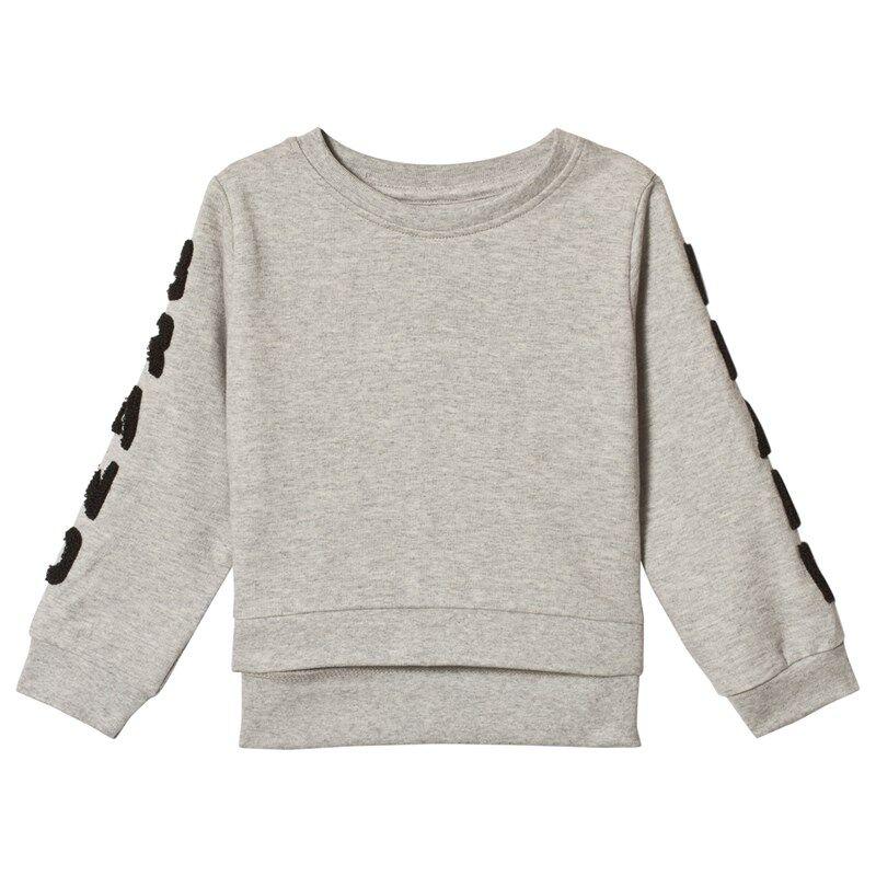 The BRAND Terry Fur Paita Grey Melange92/98 cm