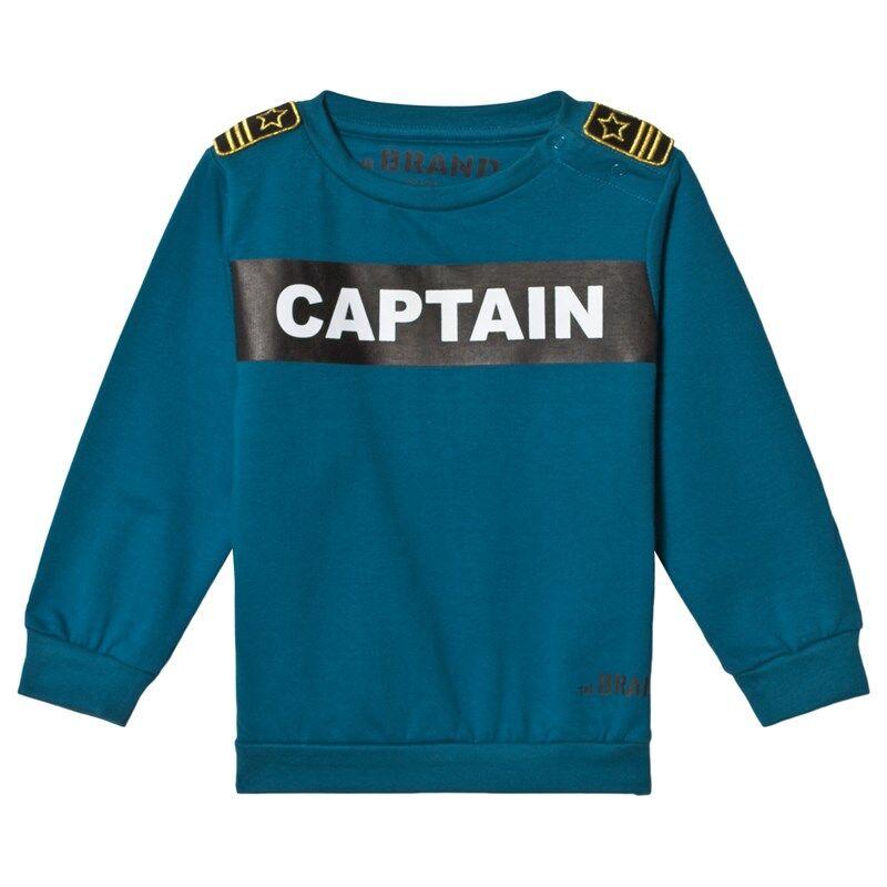The BRAND Captain Paita Petrol116/122 cm