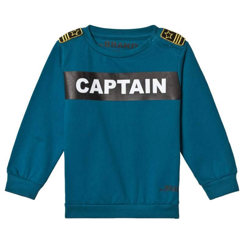 The BRAND Captain Paita Petrol80/86 cm