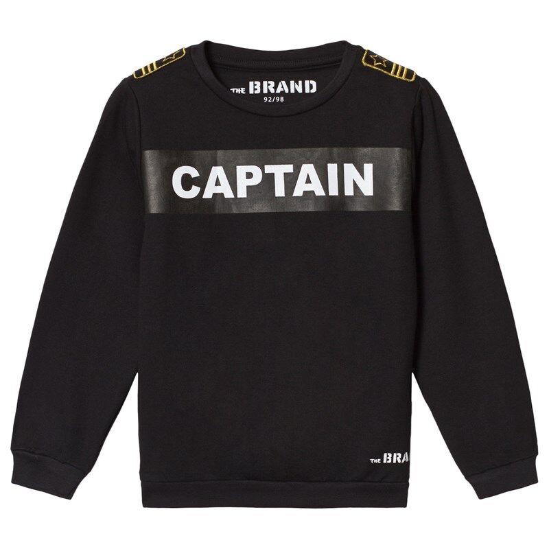The BRAND Captain Paita Musta92/98 cm
