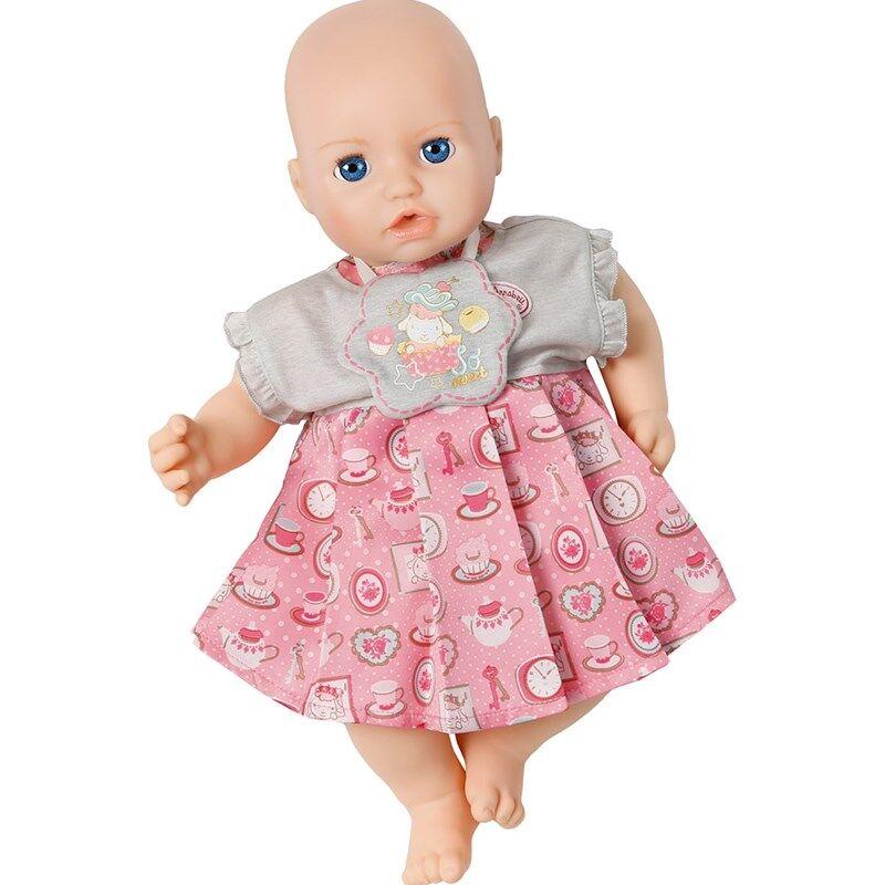 Baby Annabell Päivämekko Cupcake Vaaleanpunainen