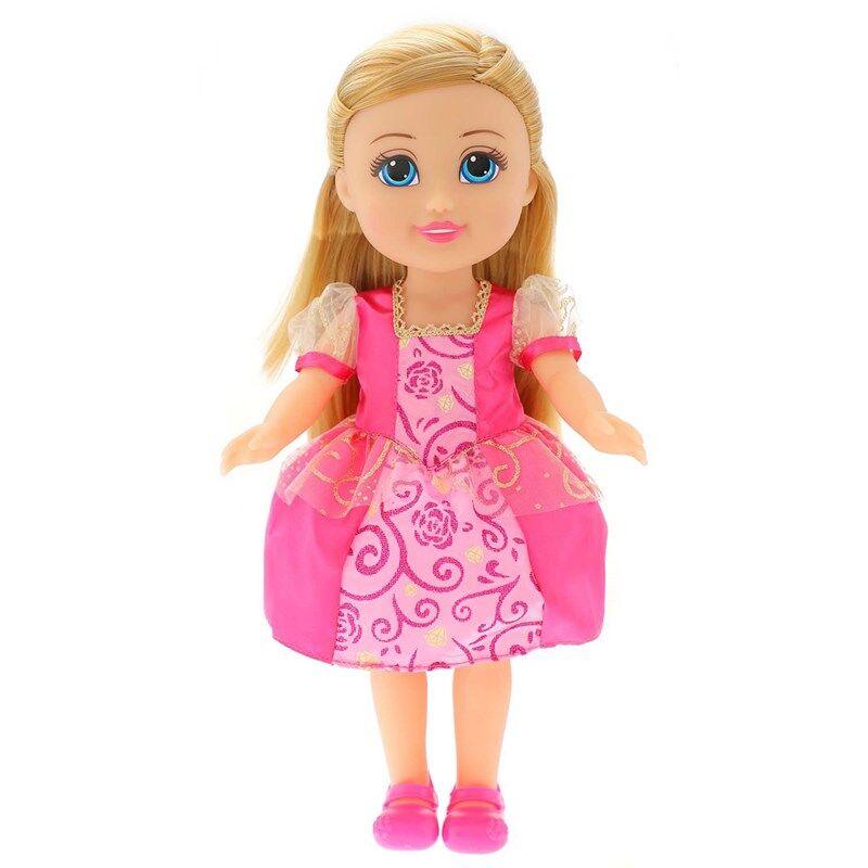 Sparkle Tots Prinsessanukke 33 cm
