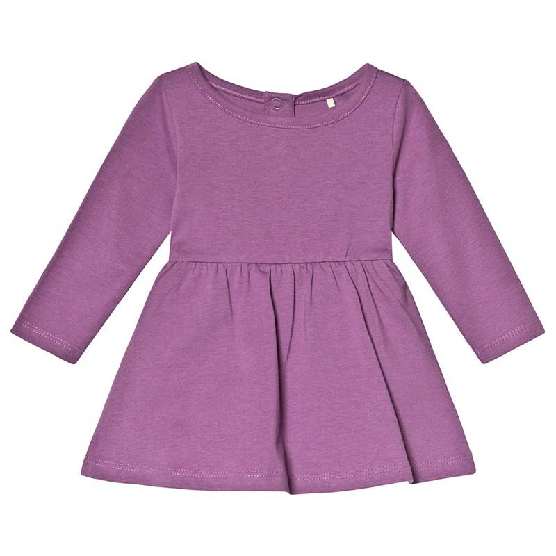 A Happy Brand Vauvan Mekko Violetti50/56 cm