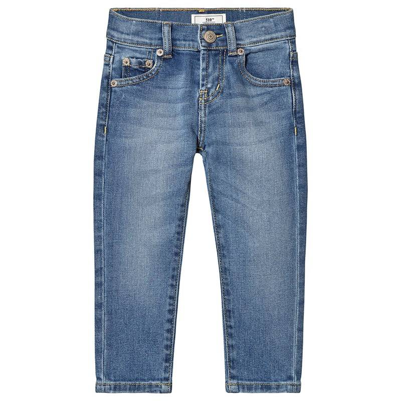 Levis Kids 510 Skinny Fit Jeans Blue Light Wash6 years