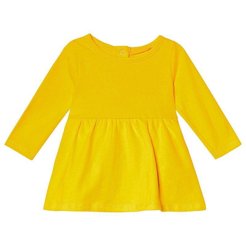 A Happy Brand Vauvan Mekko Keltainen50/56 cm