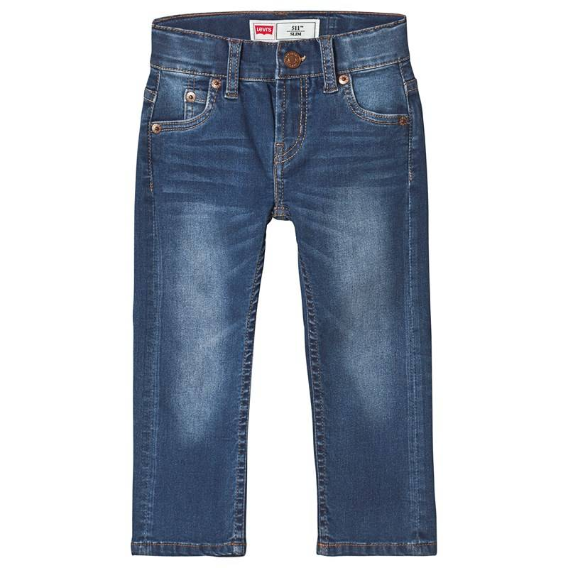 Levis Kids 511 Jeans Blue Mid Wash8 years