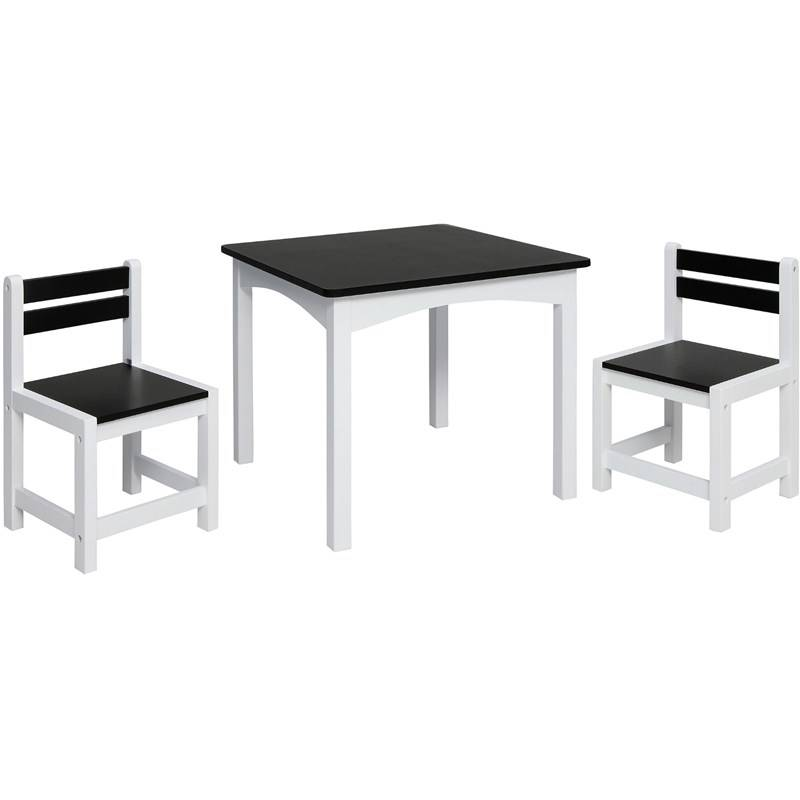JOX Huonekalut pöytä ja tuoli Liuskekivi