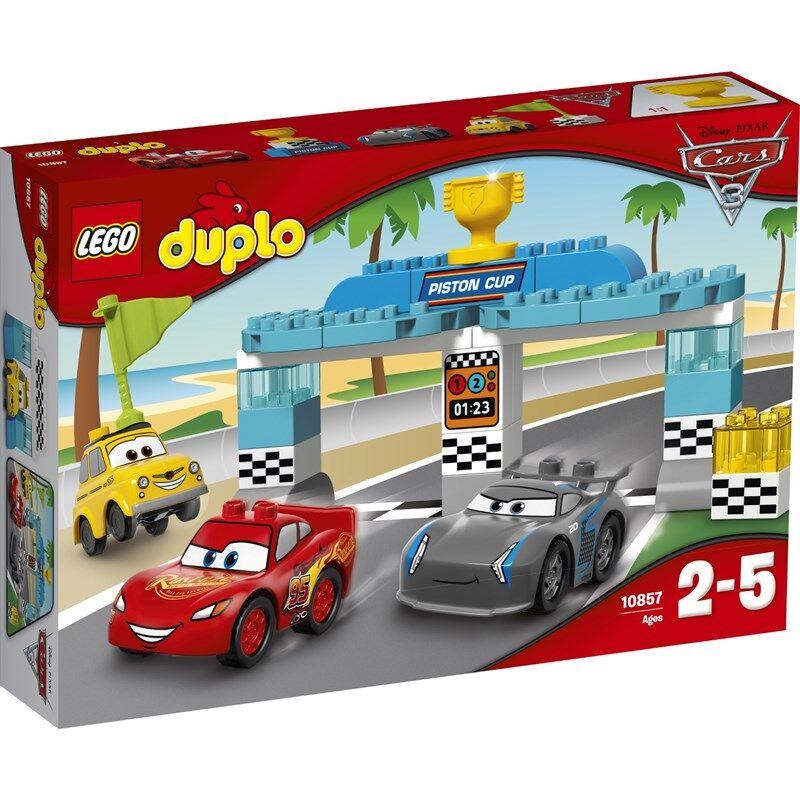 Lego Cars 3, 10857, Piston Cup -kisa