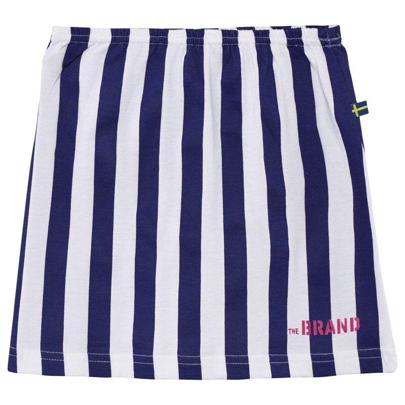 The BRAND Jersey Hame Blue/White Stripe80/86 cm