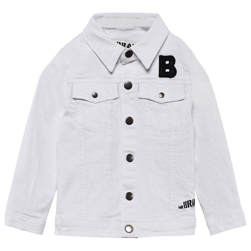 The BRAND Denim Takki Washed White80/86 cm