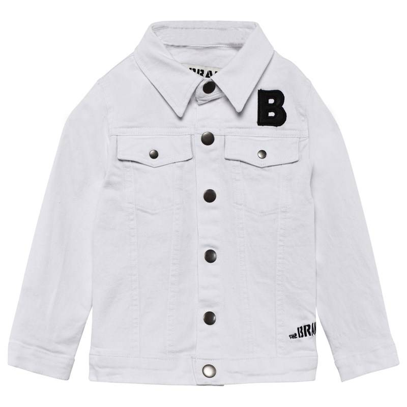 The BRAND Denim Takki Washed White92/98 cm