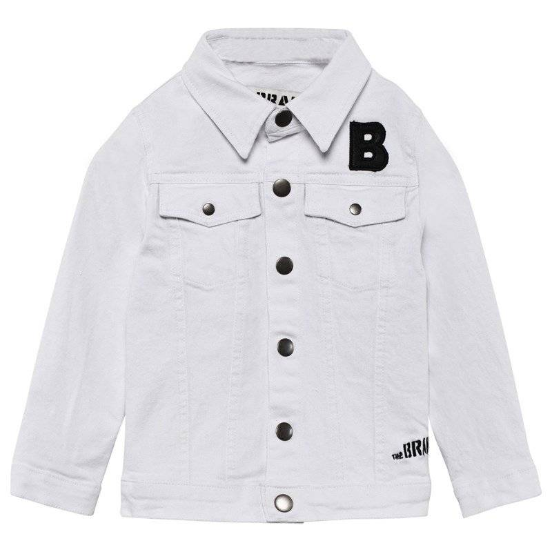 The BRAND Denim Takki Washed White116/122 cm