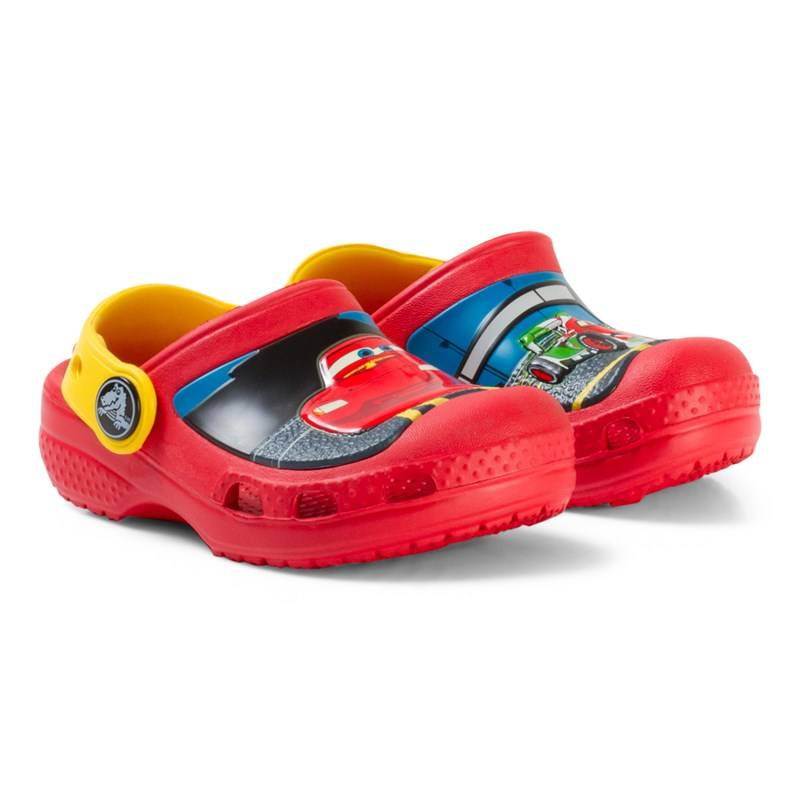 Crocs Pistokkaat, McQueen & Francesco, Flame/Yellow22 EU