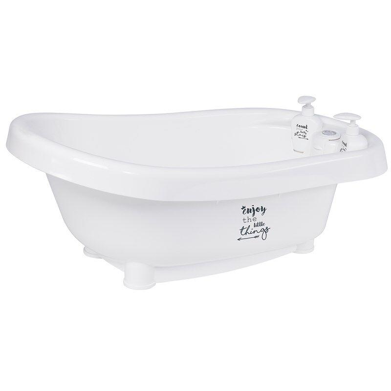 Bebe-Jou Terminen Kylpyamme Valkoinen