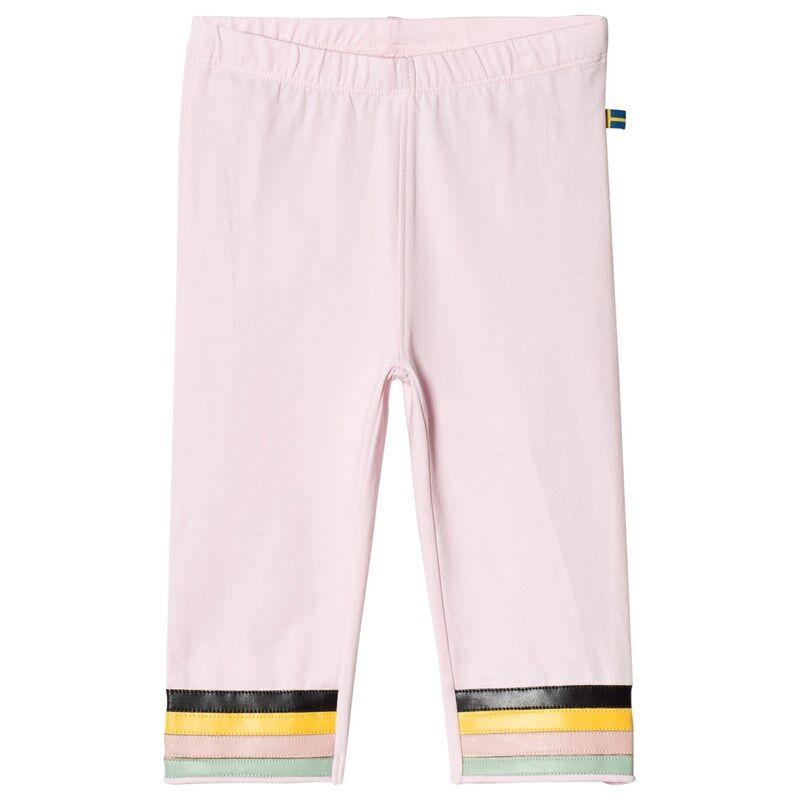 The BRAND Summer Leggingsit Vaaleanpunainen128/134 cm