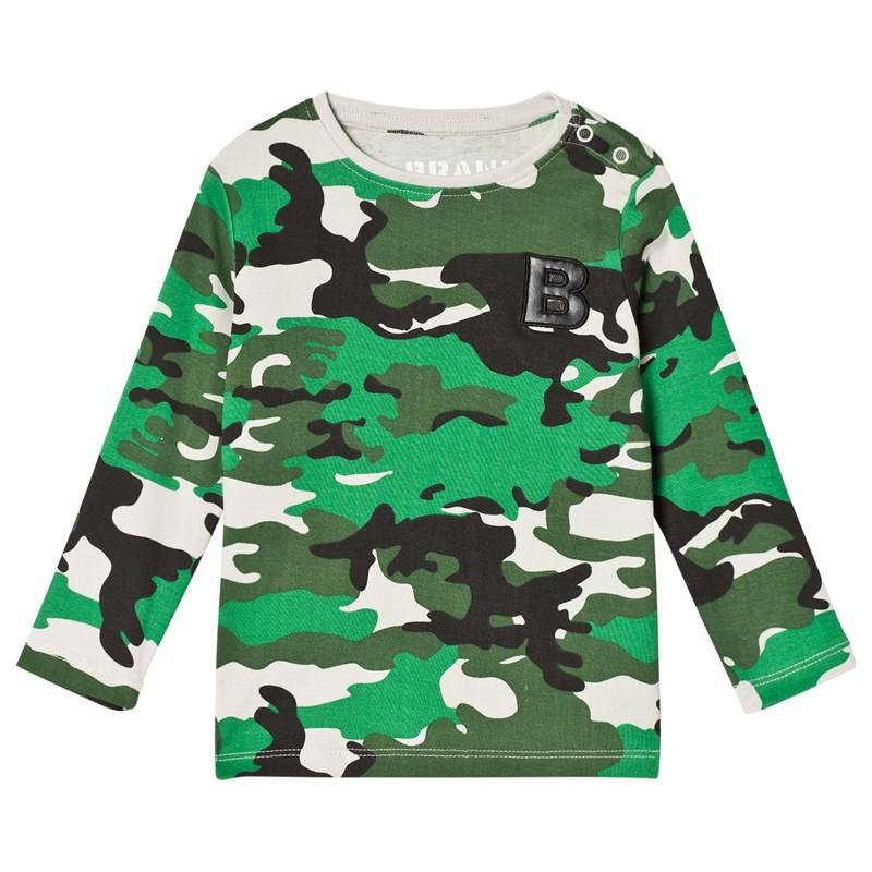 The BRAND B-Moji Baby Kit T-paita Camo68/74 cm