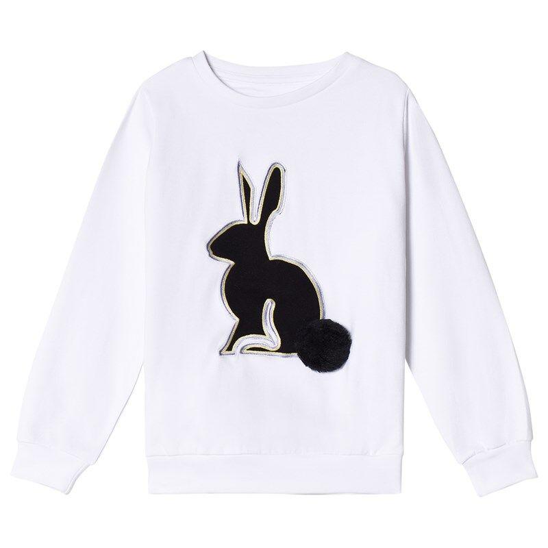 The BRAND 3D Rabbit White80/86 cm