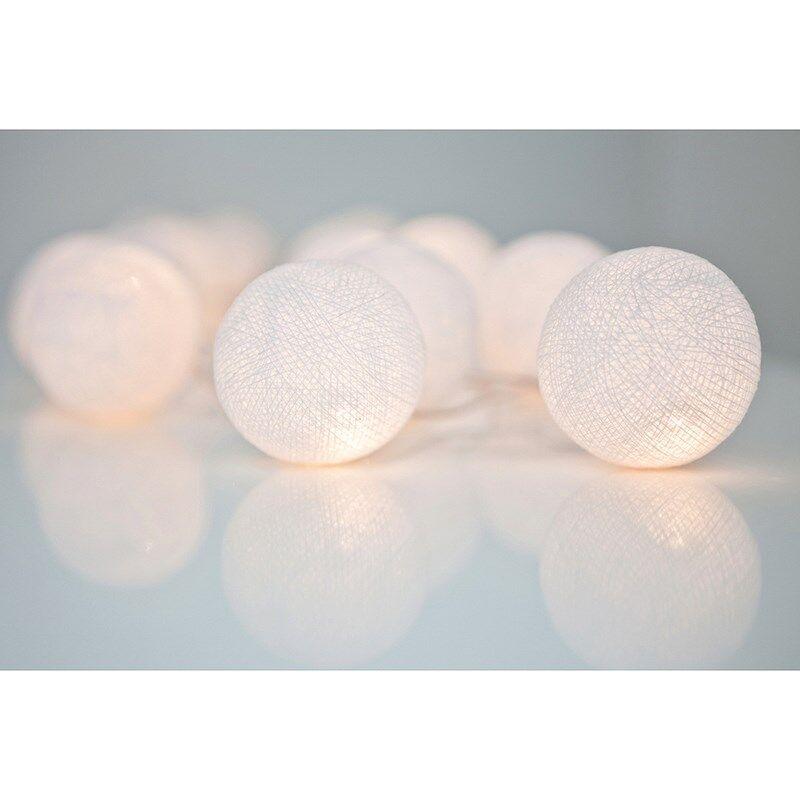Irislights Valosarja, Pure White