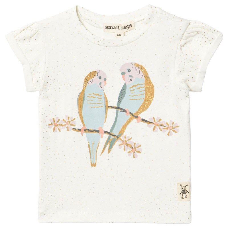 Small Rags Grace T-shirt Vaporous Gray74 cm