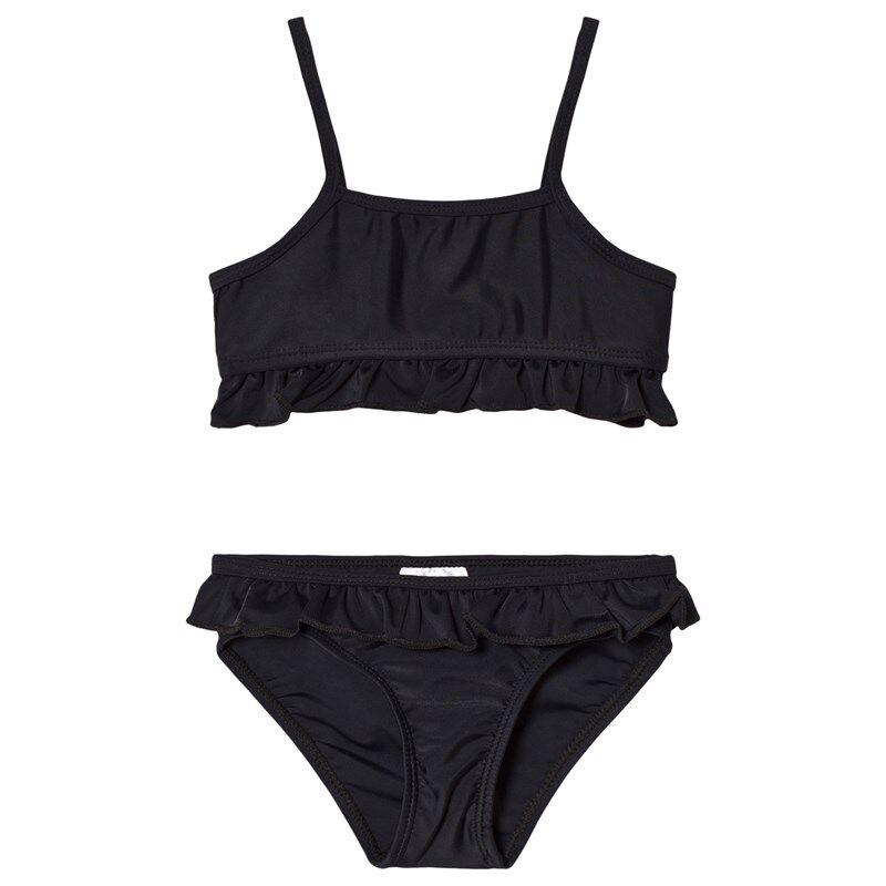 The BRAND Classic Bikinit Musta116/122 cm