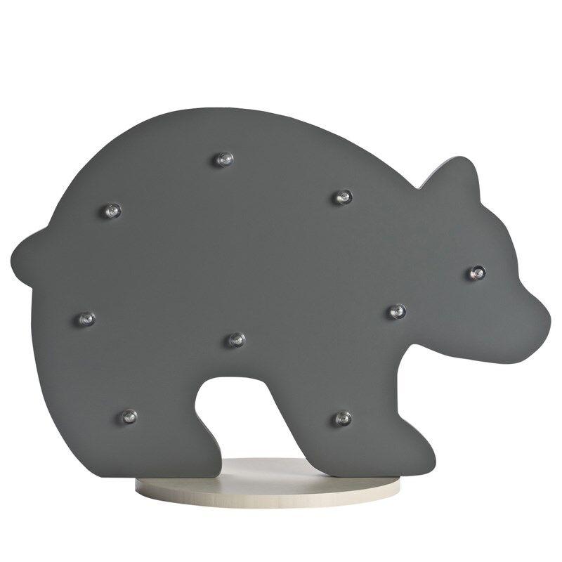 JOX Pöytävalaisin Karhu