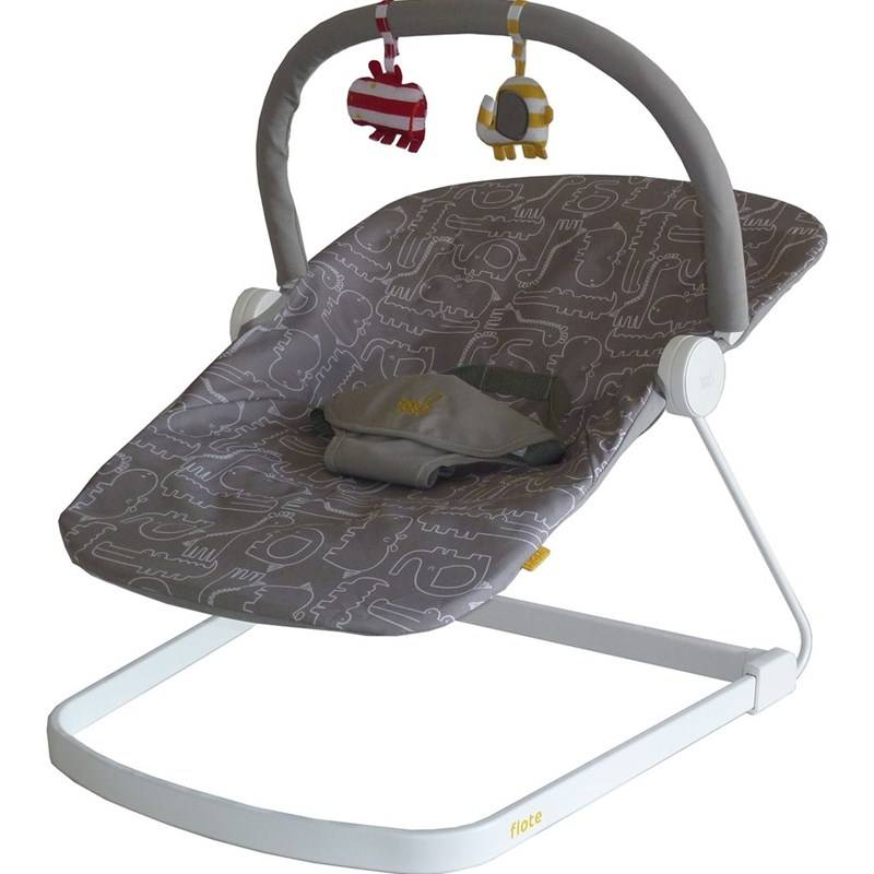 Bababing Sitteri, Baby Bouncer Float, Harmaa