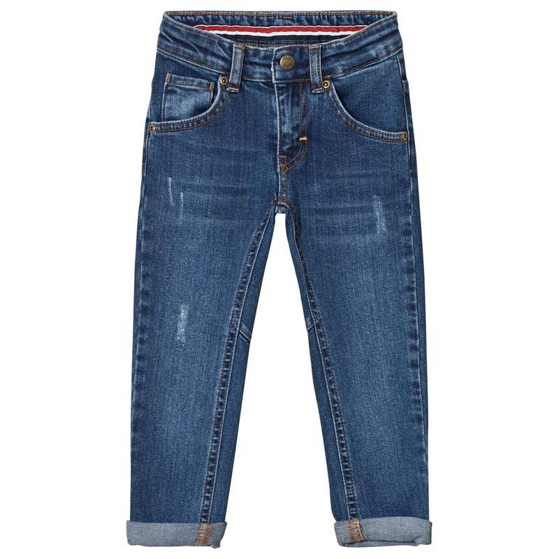 ebbe Kids Hampus Slim Denim Blue92 cm (1,5-2 v)