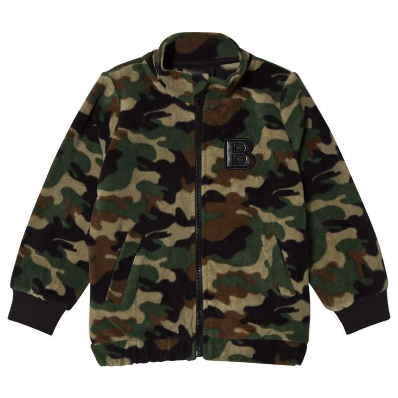 The BRAND Fleece Paita Camo104/110 cm