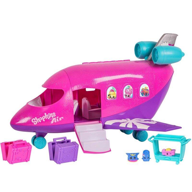 Shopkins World Vacation Jet