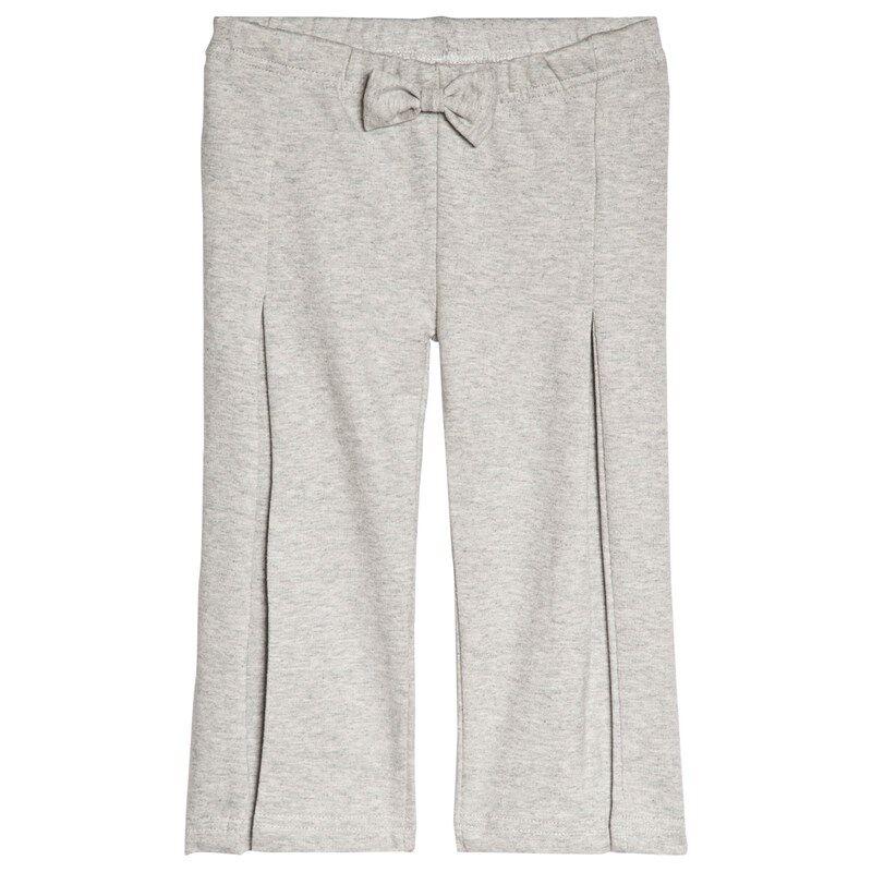 The BRAND Super Housut Grey Melange116/122 cm