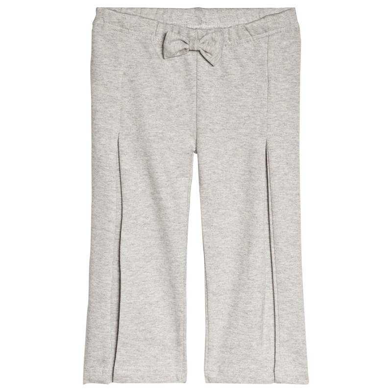 The BRAND Super Housut Grey Melange128/134 cm