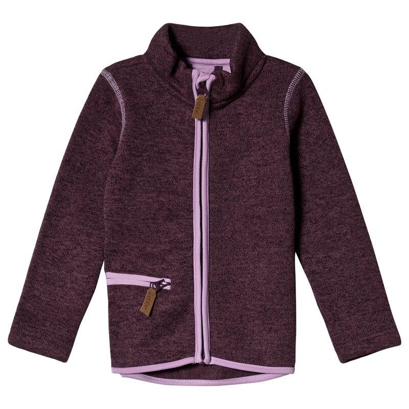 ebbe Kids Mondo Fleece Faded Mauve116 cm (5-6 v)