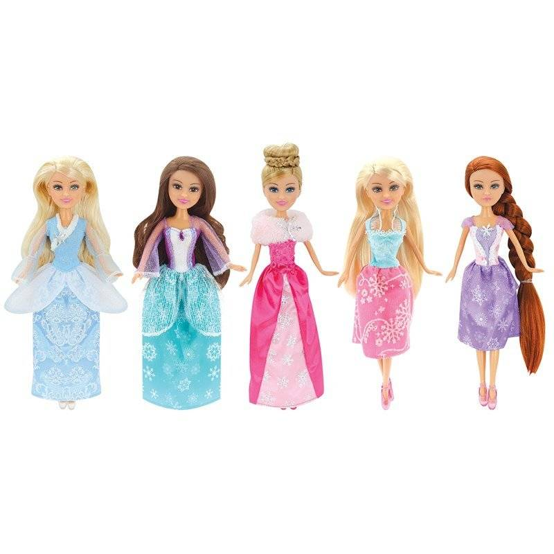 Sparkle 5-Pack Winter Princess Collection