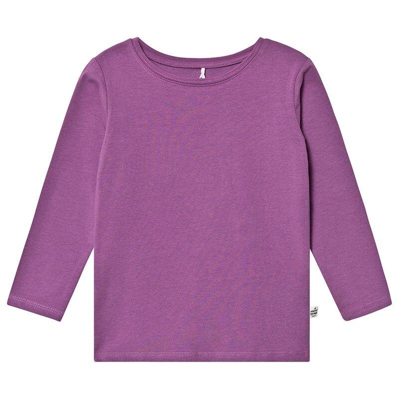 A Happy Brand Pitkähihainen T-paita Violetti98/104 cm