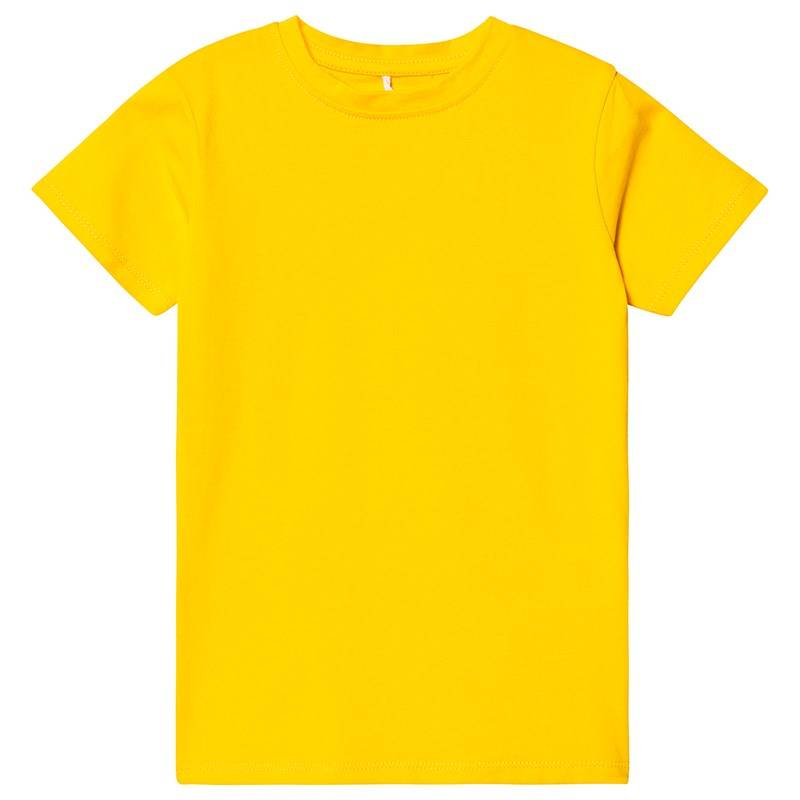 A Happy Brand T-paita Keltainen122/128 cm