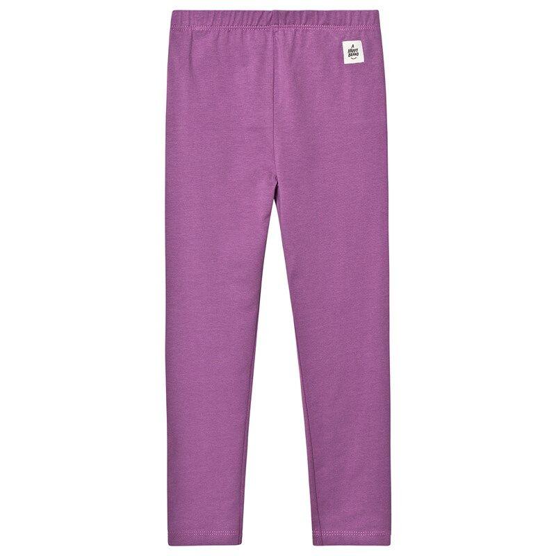 A Happy Brand Leggingsit Violetti86/92 cm