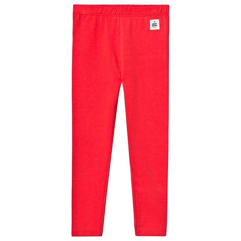 A Happy Brand Leggingsit Punainen134/140 cm