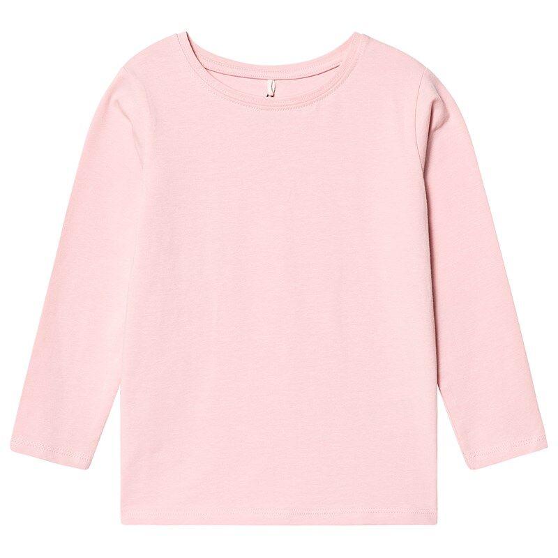 A Happy Brand Pitkähihainen T-paita Vaaleanpunainen110/116 cm