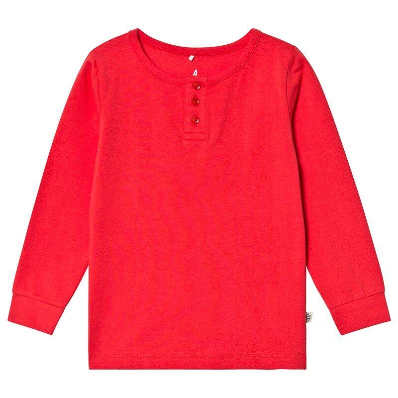A Happy Brand Paita Punainen110/116 cm