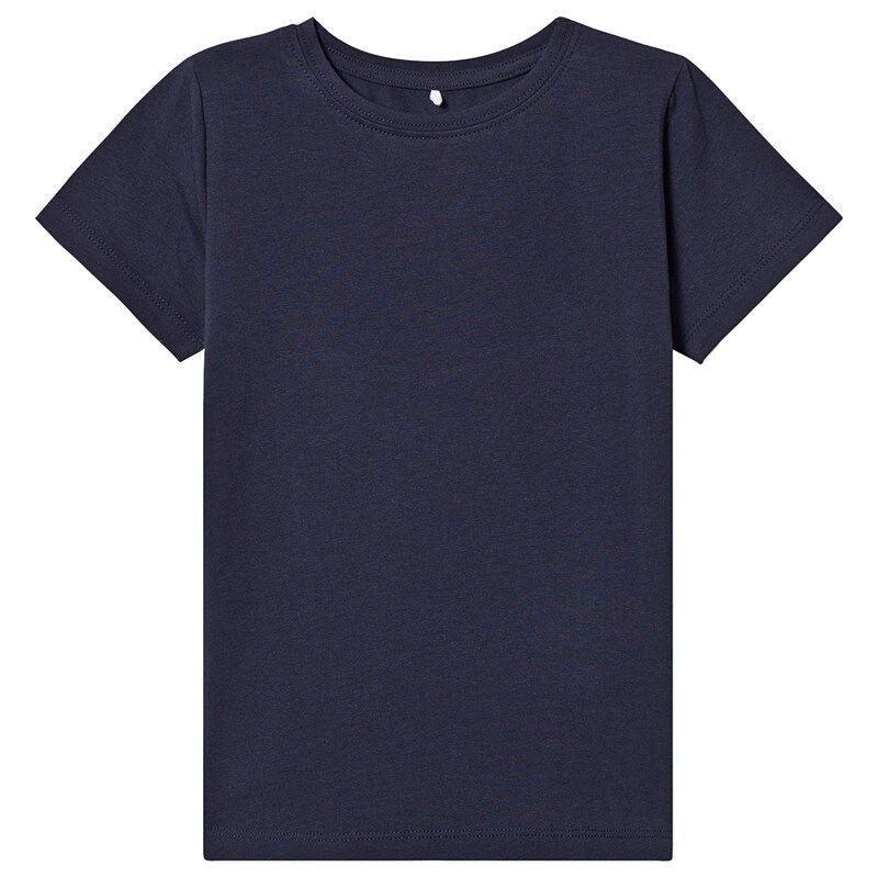 A Happy Brand T-paita Navysininen122/128 cm