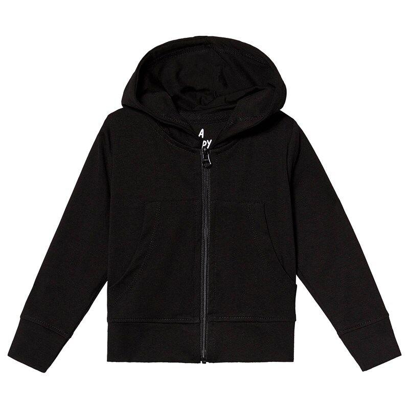 A Happy Brand Vauvan Huppari Musta86/92 cm