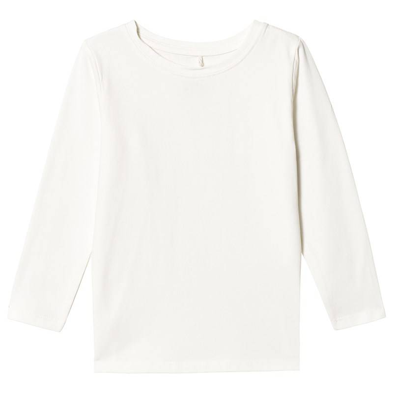 A Happy Brand Pitkähihainen T-paita Valkoinen86/92 cm
