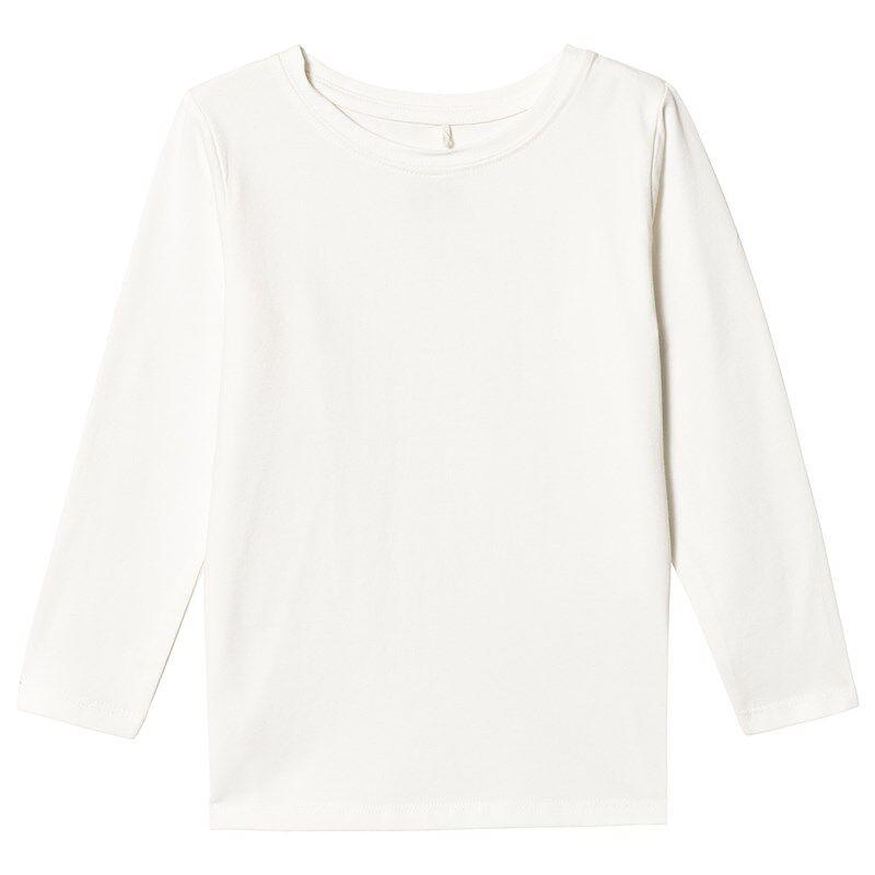 A Happy Brand Pitkähihainen T-paita Valkoinen134/140 cm
