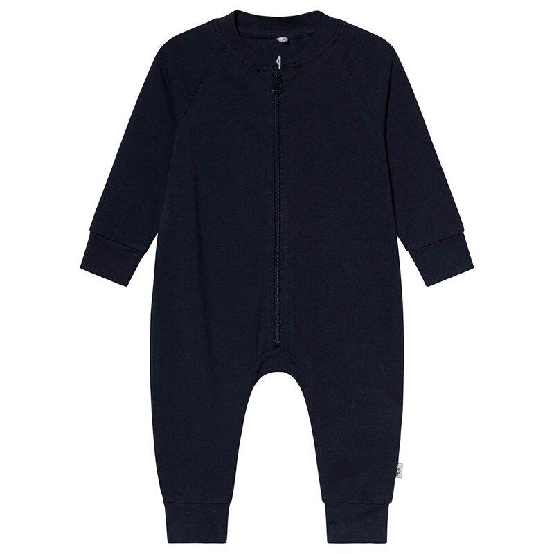 A Happy Brand Baby Bodysuit Navysininen62/68 cm